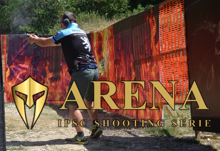 ARENA Shooting Serie - Oblekovice