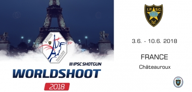 SHOTGUN  WORLD SHOOT 2018 - FRANCE