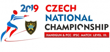 CZECH NATIONAL CHAMPIONSHIP 2019 - Handgun & PCC